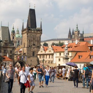 Camping Oase Praha - guided tour